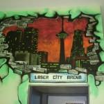 Sissepääs LaserCity mänguareenile